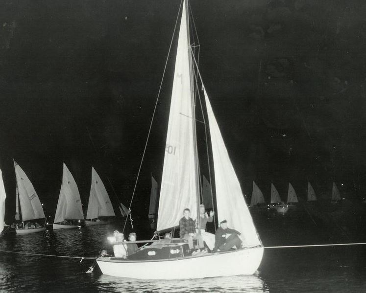 Red Sails in the Sunset - Labor Day Parade 1960s